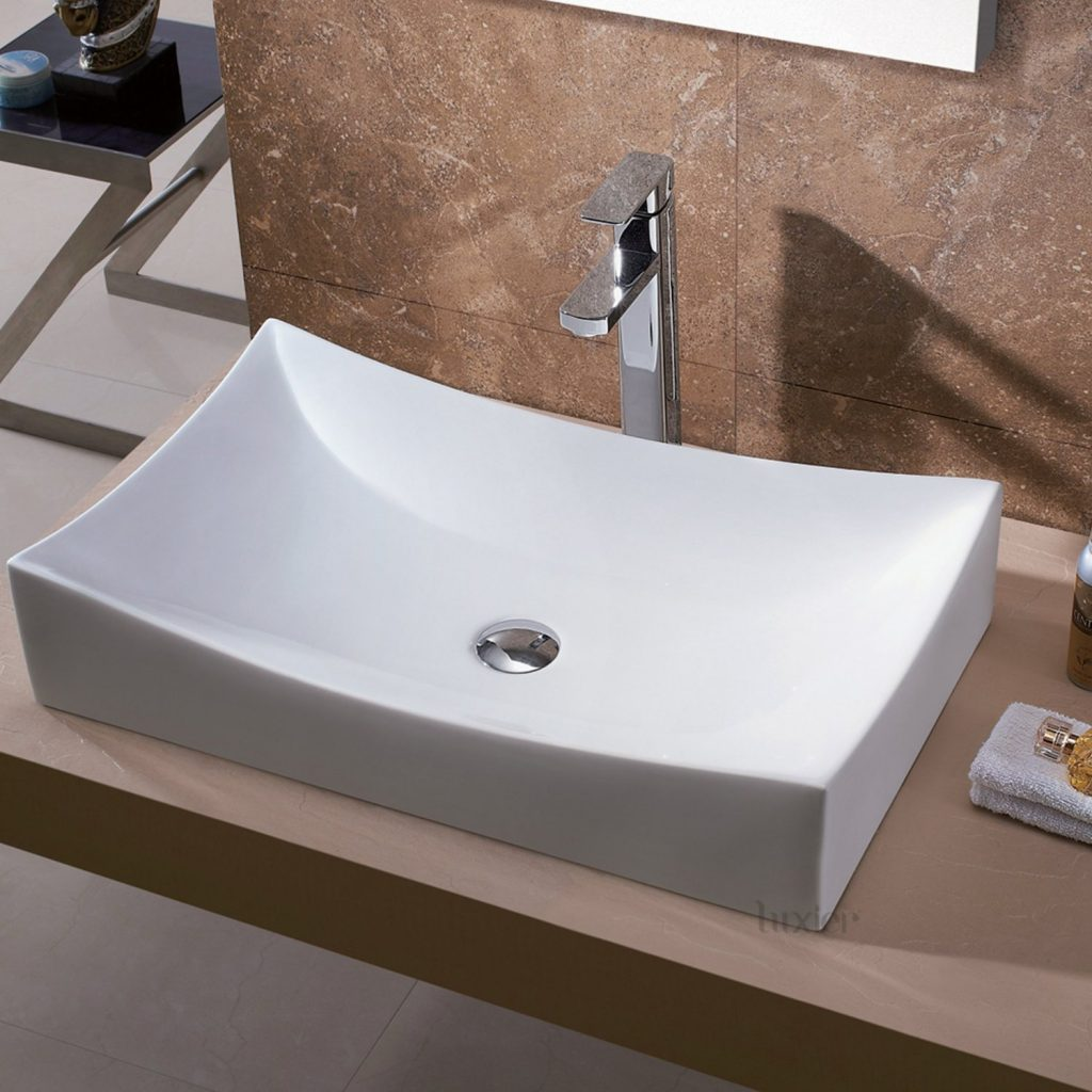 Image of: Cool Small Double Vanity