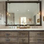 Custom Rustic Bathroom Vanities