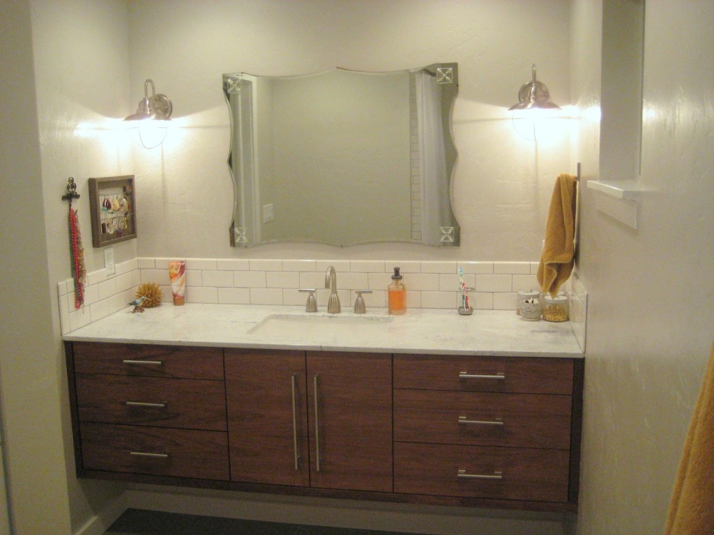 Image of: Design Vanity Lights