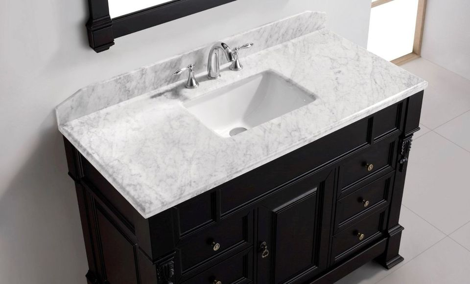 Picture of: Diy Bathroom Vanities with Tops