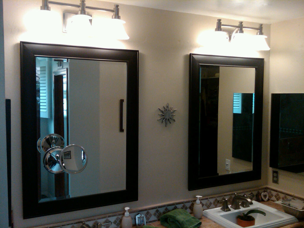 Image of: Electric Vanity Lights