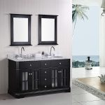 Famous 48 Inch Double Sink Vanity