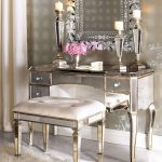 Fancy Bedroom Vanity Desk