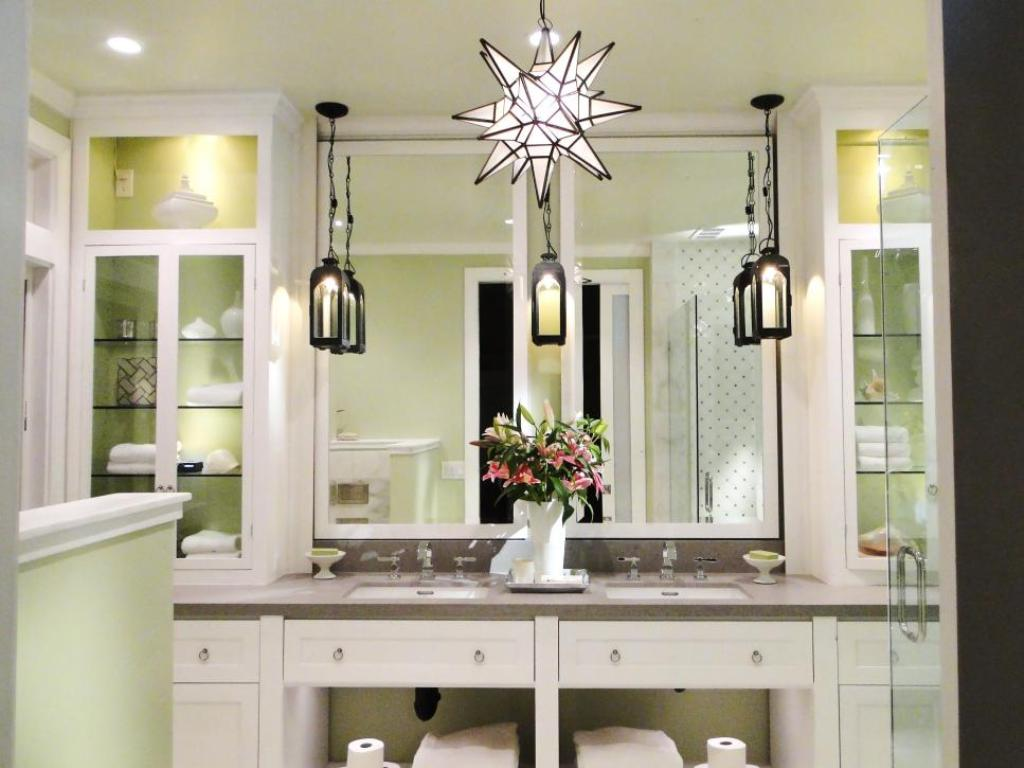 Image of: Fixtures Vanity Lights