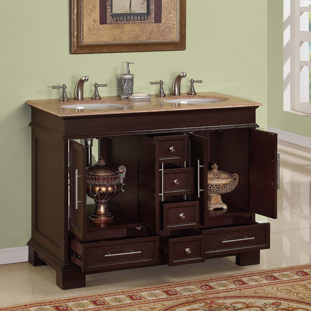 Picture of: Good 48 Inch Double Sink Vanity