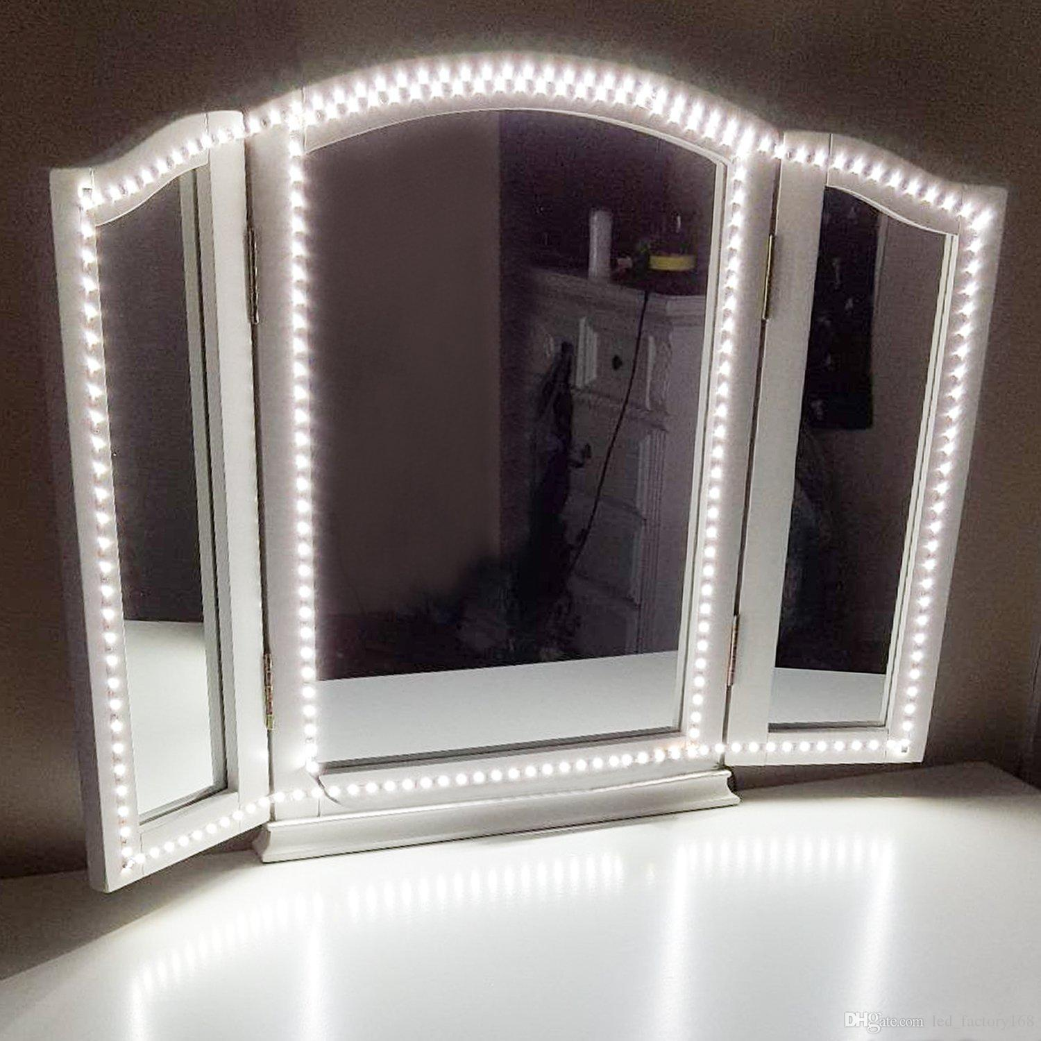 Picture of: Good LED Vanity Mirror