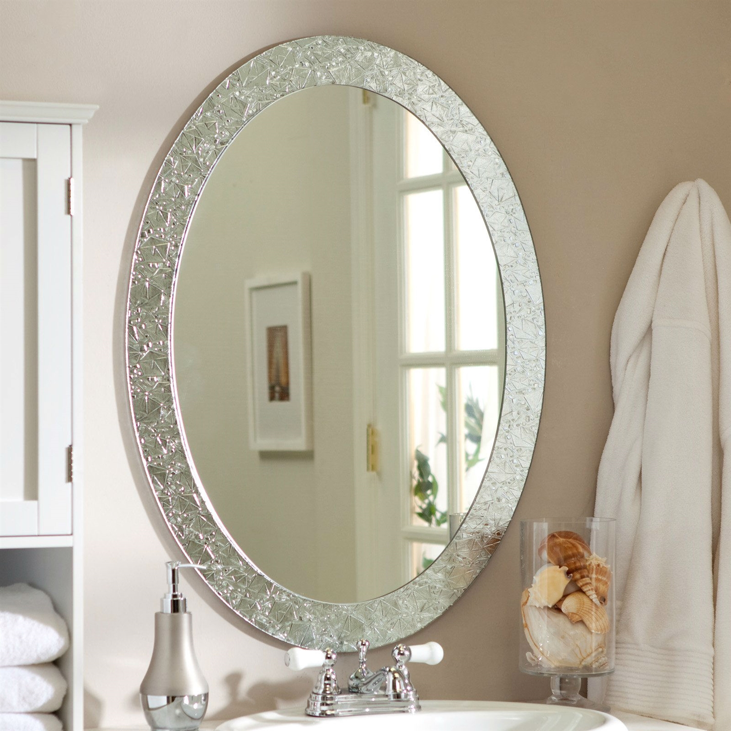 Picture of: Good Vanity Wall Mirror