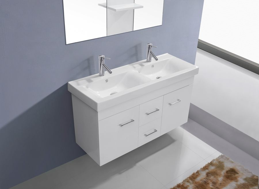 Picture of: Great 48 Double Sink Vanity
