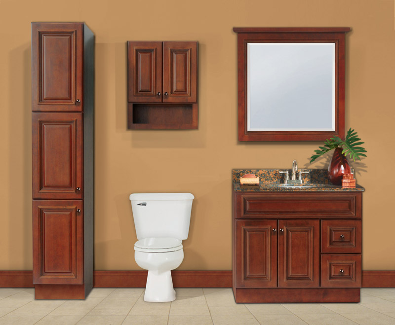 Image of: Ikea Double Vanity Wooden