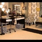 Image Makeup Vanity Table With Lights