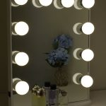 Impressive Hollywood Vanity Mirror With Lights