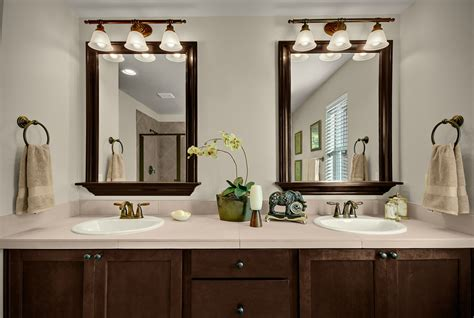 Image of: Interest Double Vanity Mirror