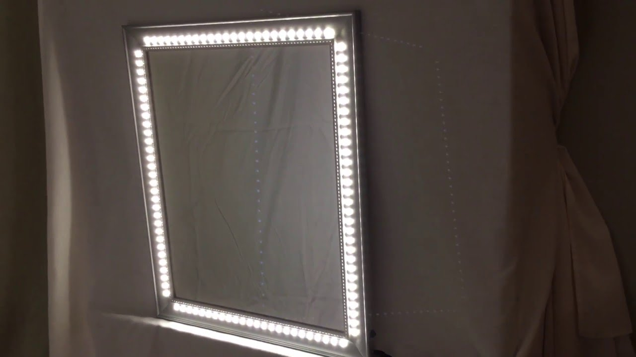 Picture of: LED Vanity Mirror Design