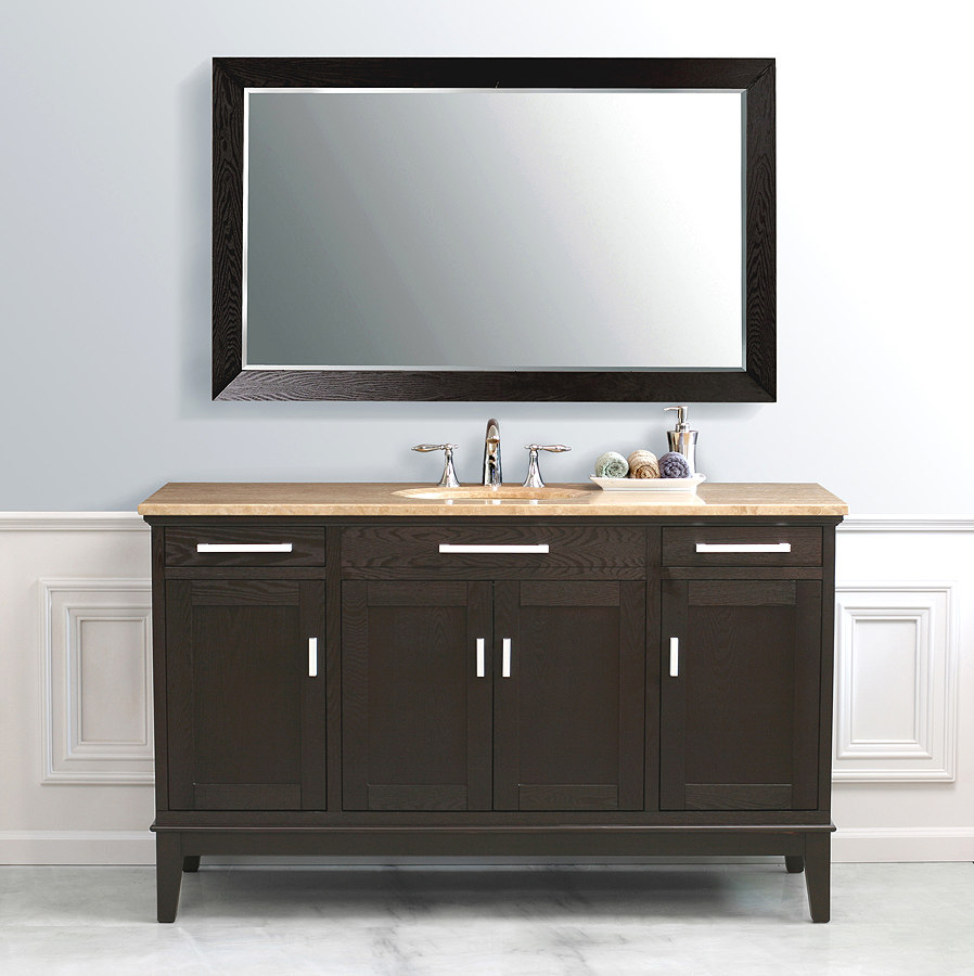 Picture of: Large Small Bathroom Vanities
