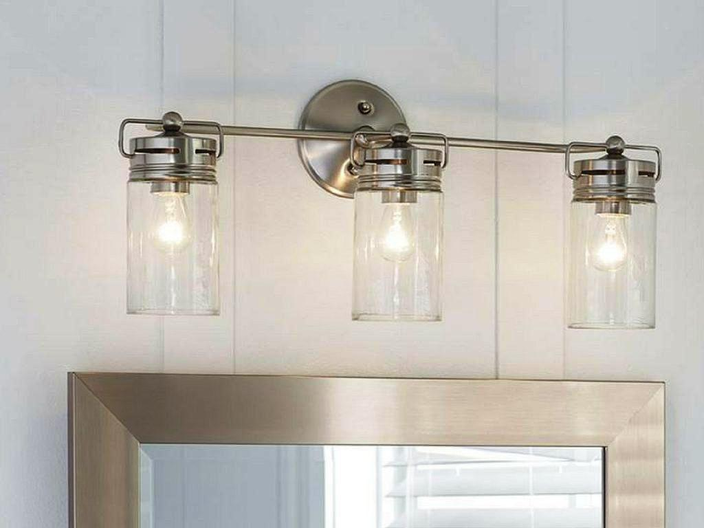 Image of: Led Vanity Lights