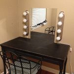 Makeup Vanity Mirror Design Ideas
