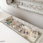 Best Ideas Of Dresser Perfume Tray In Styles Mirrored Vanity Tray For Vanity Trays For Dressers