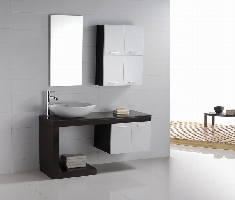 Modern 24 Inch Bathroom Vanity