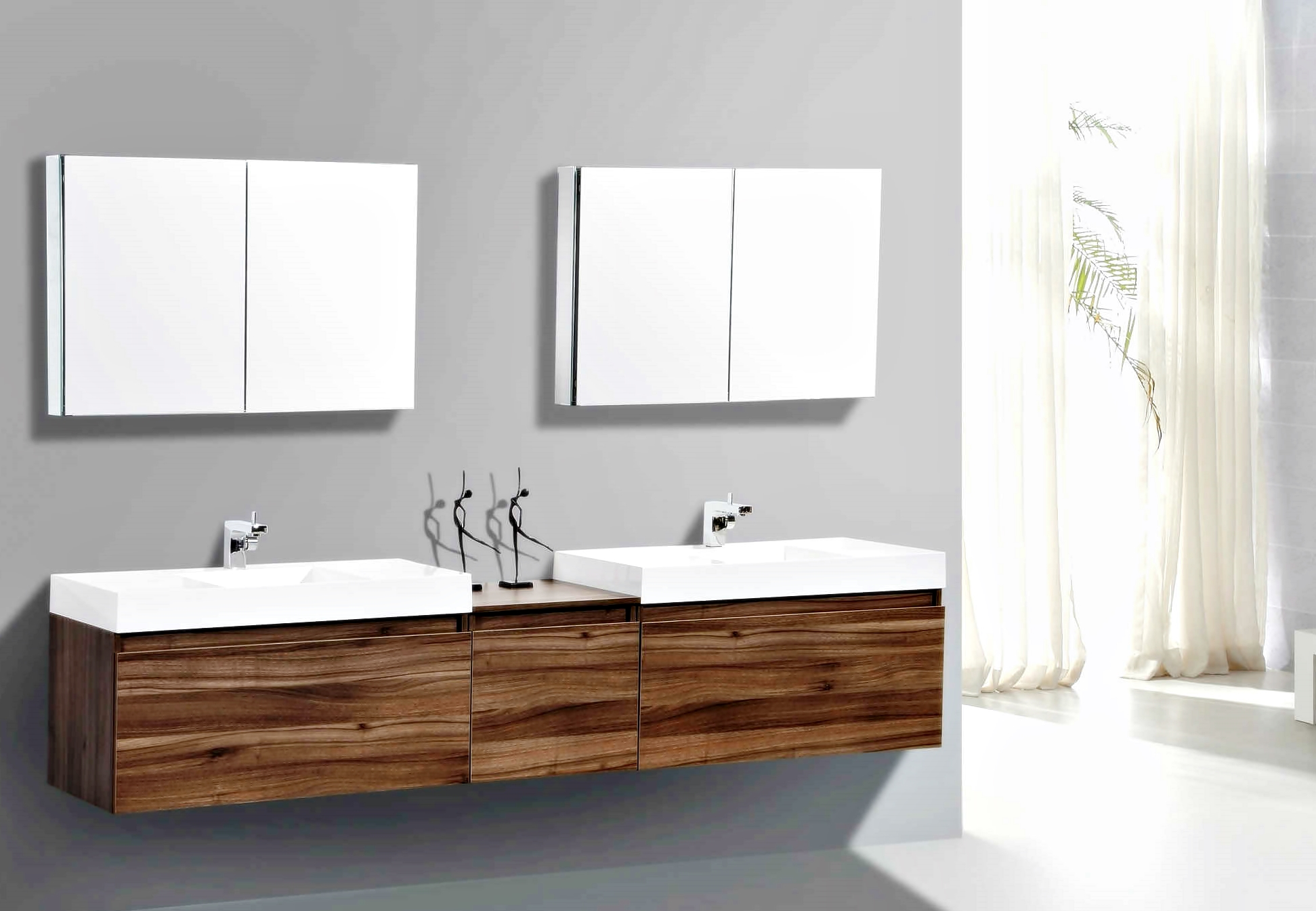 Image of: Modern Bathroom Vanities Ideas