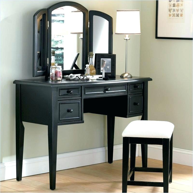 Picture of: New Vanity Desk with Mirror