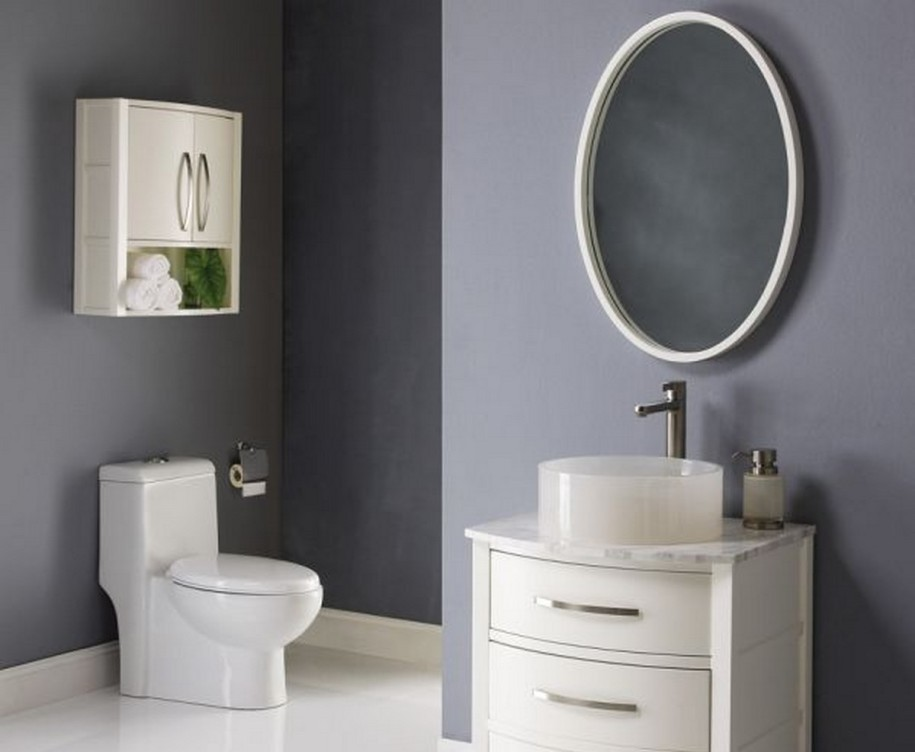 Picture of: Oval Vanity Mirror Design