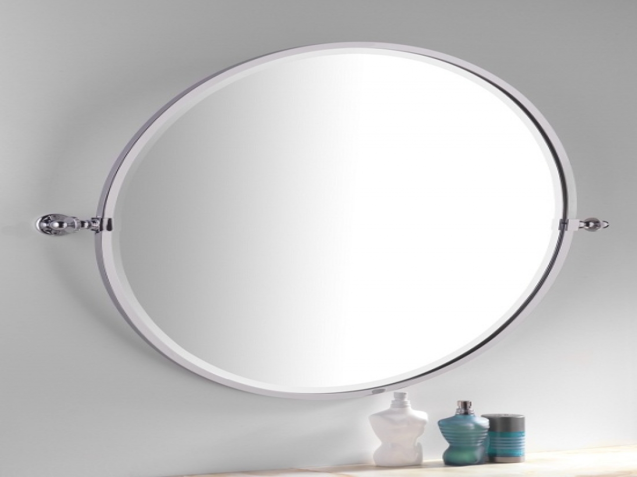 Picture of: Oval Vanity Mirror Frames