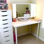 Painting A Bedroom Vanity IKEA