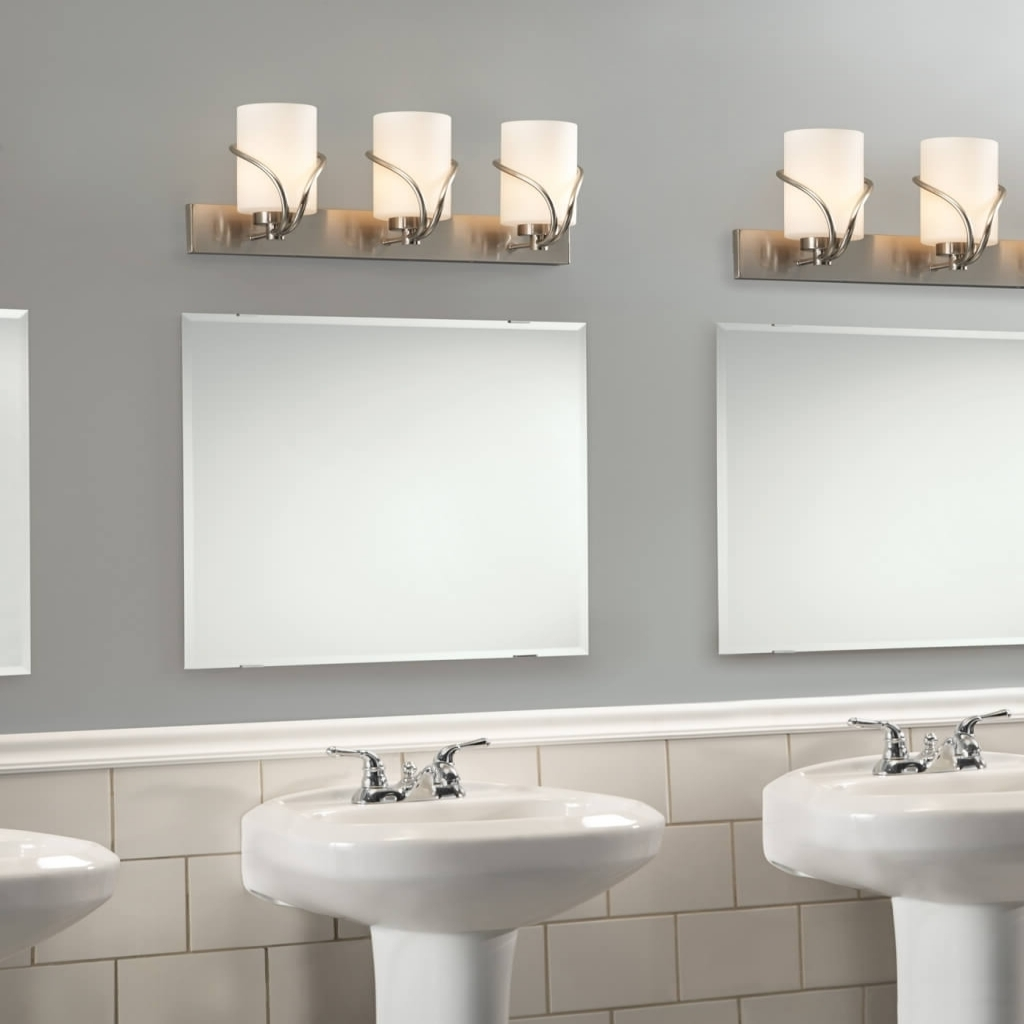 Image of: Placed 30 Inch Bathroom Vanity