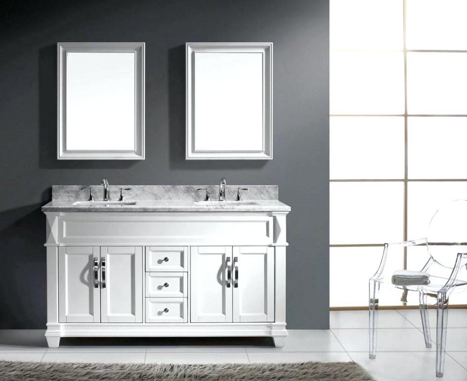 Picture of: Popular 48 Inch Double Sink Vanity