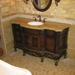 Rustic Bathroom Vanities With Sink