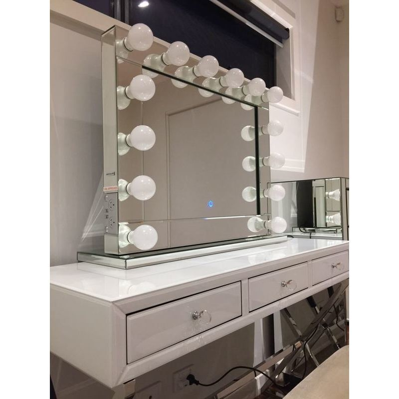 Sensor Hollywood Vanity Mirror With Lights