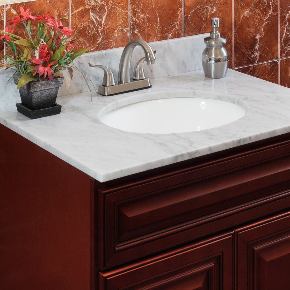 Picture of: Shop Bathroom Vanity Tops