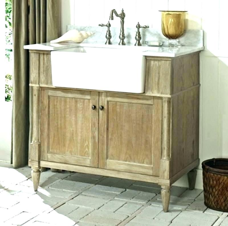 Image of: Small Double Sink Vanity Ideas