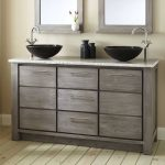 Small Double Sink Vanity Size