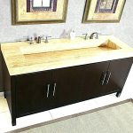 Small Double Sink Vanity Top