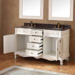Stylish 48 Double Sink Vanity