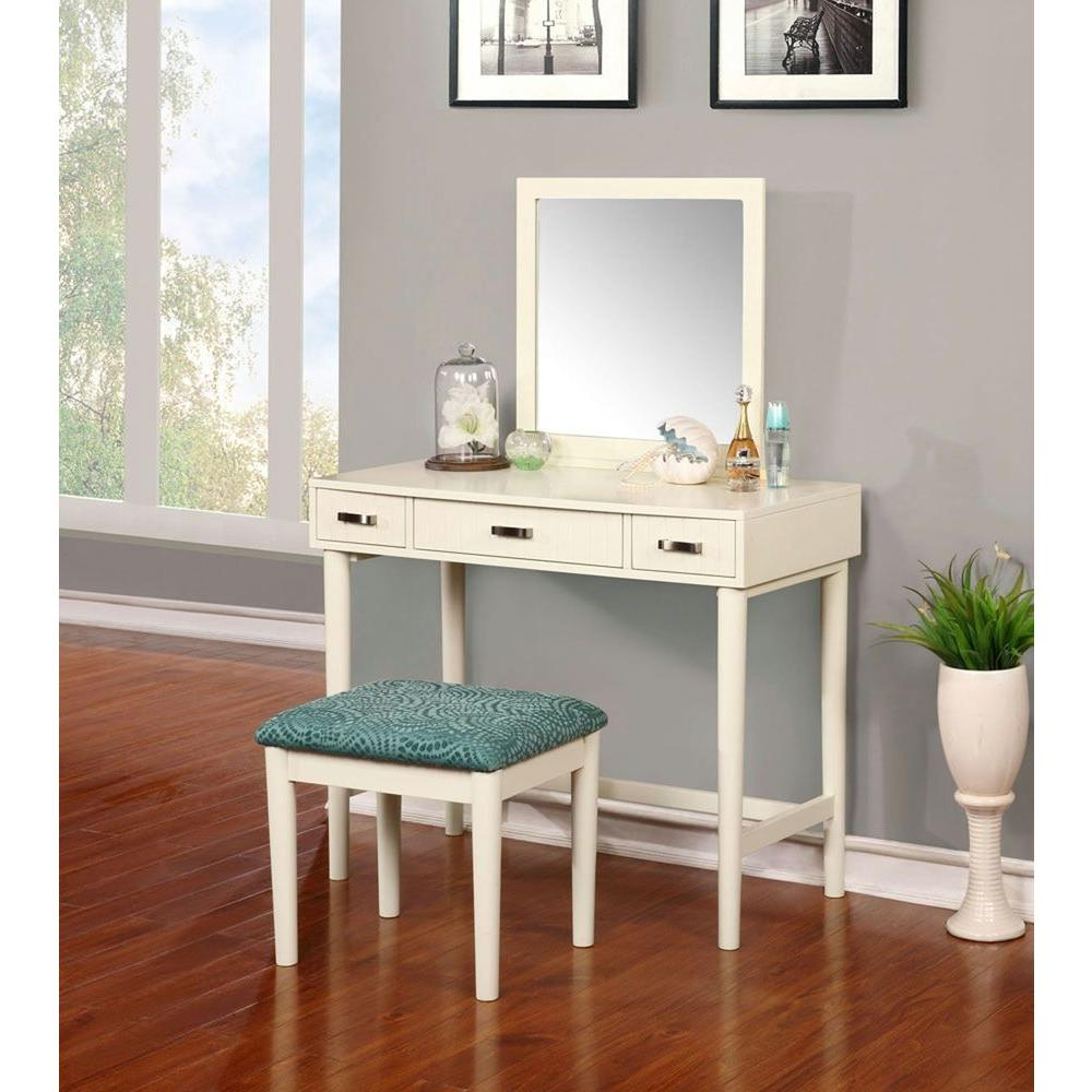 Picture of: Tiffany Vanity with Mirror