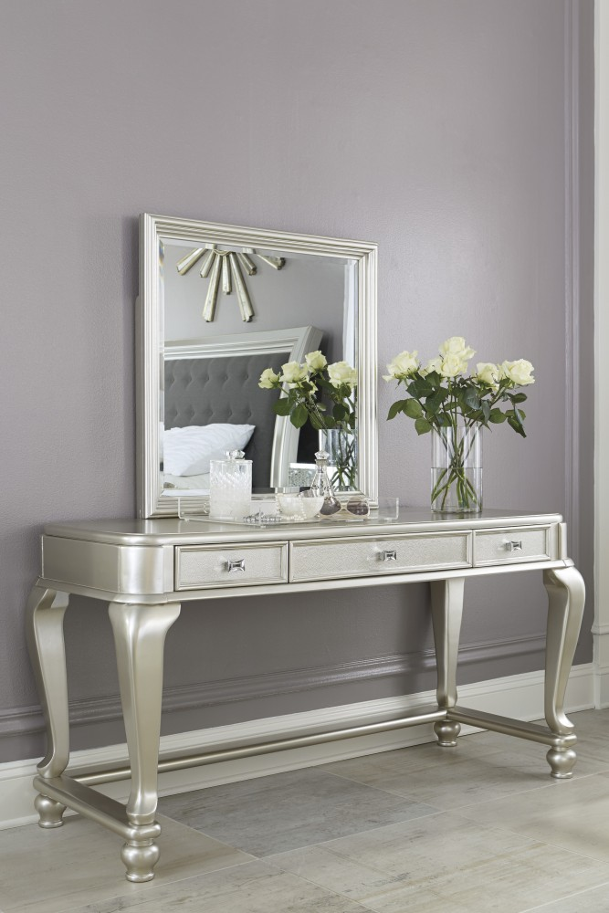 Picture of: Unique Bedroom Vanity Mirror