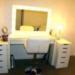 Vanities For Bedroom With Lights Ideas