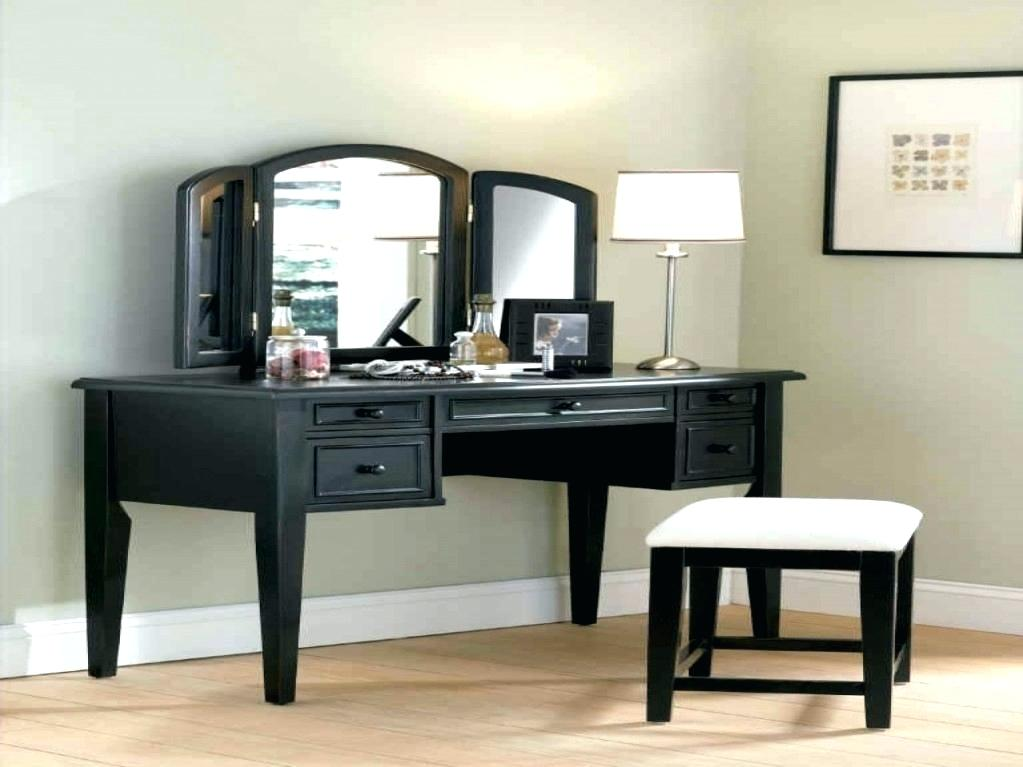 Picture of: Vanities for Bedroom with Lights for Sale