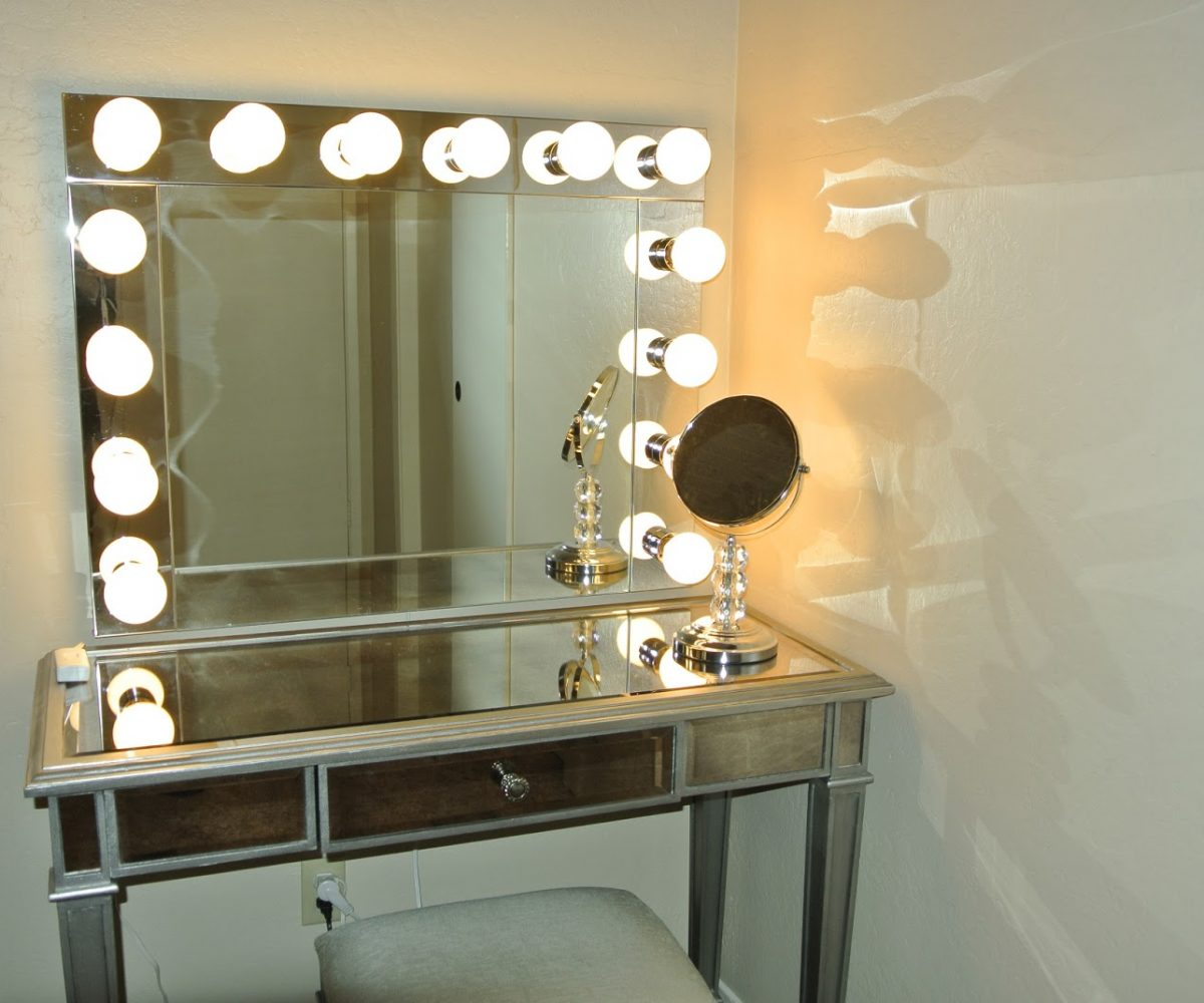 Image of: Vanity Lights Ikea Ideas