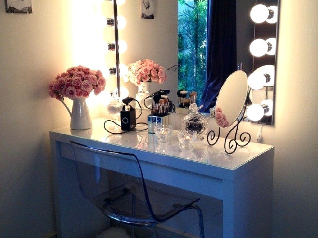 Image of: Vanity Lights Ikea Luxury