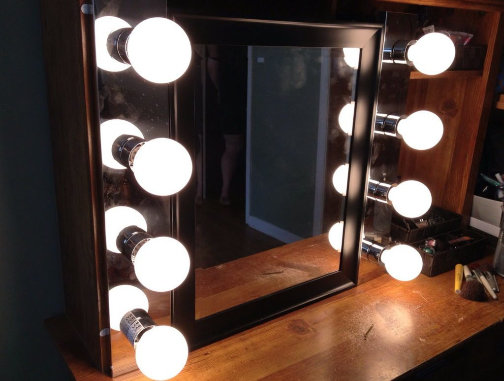 Image of: Vanity Lights Ikea Popular