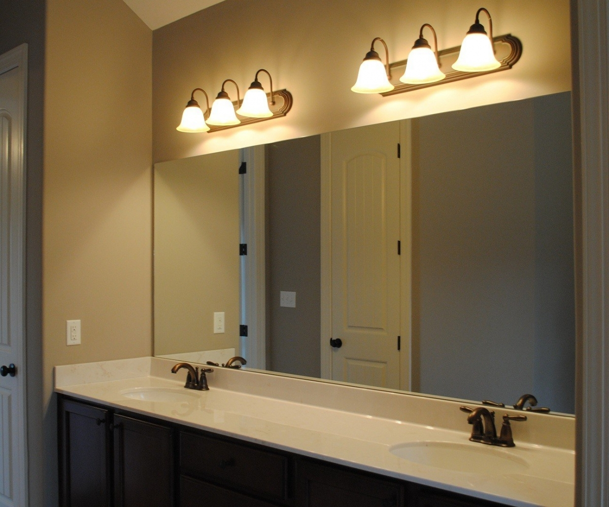 Image of: Vanity Lights Ikea Traditional