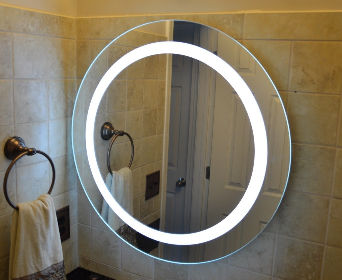 Picture of: Vanity Mirror With Led Lights Best