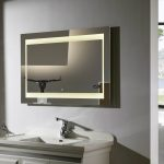 Vanity Mirror With Led Lights Rectangle