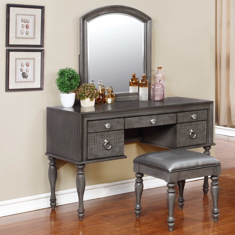 Picture of: Vanity Set With Mirror Reviews