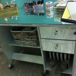 Vanity Table With Mirror Small