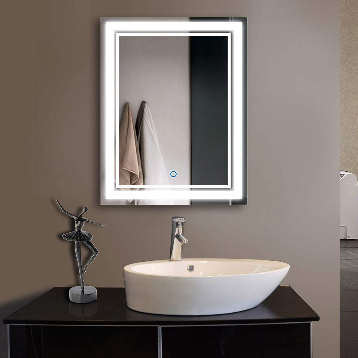 Picture of: Vanity Wall Mirror Design