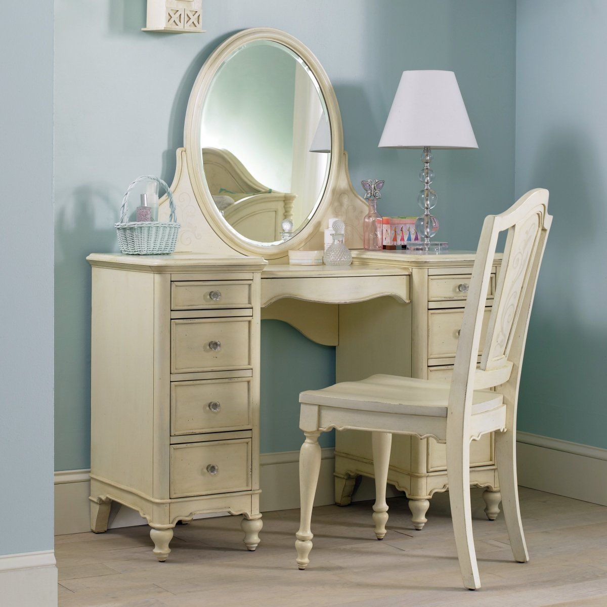 Picture of: Vanity with Mirror Over Budget